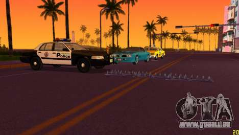 HP Stinger 2.0 pour GTA Vice City