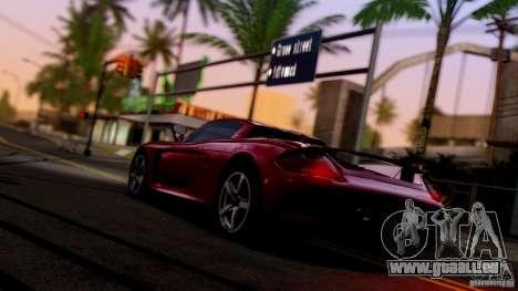 SA Beautiful Realistic Graphics 1.6 pour GTA San Andreas troisième écran