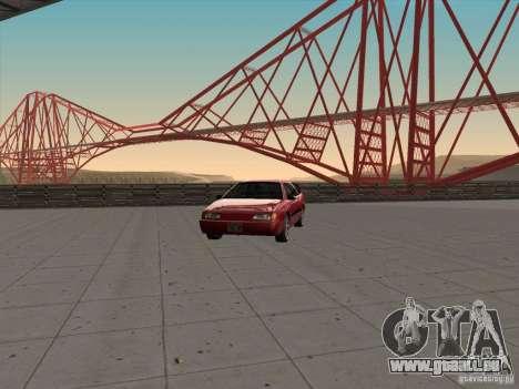 ENBSeries by Chris12345 für GTA San Andreas achten Screenshot