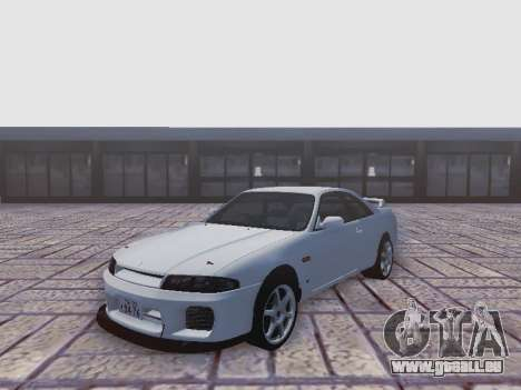 Nissan Skyline ECR33 pour GTA San Andreas