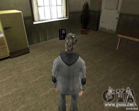 Alan Wake pour GTA San Andreas troisième écran