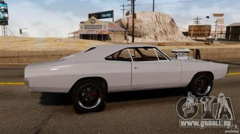 Dodge Charger RT 1970 pour GTA 4 est une gauche