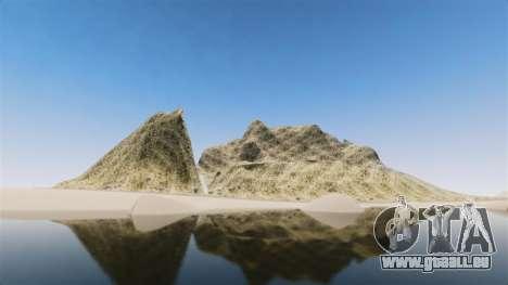 Berggipfel für GTA 4