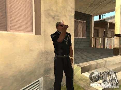 Reality GTA v1.0 pour GTA San Andreas deuxième écran