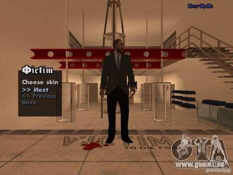 Employés de la Mairie de Skin Pack pour GTA San Andreas troisième écran