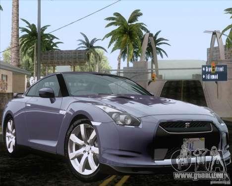 Playable ENB Series v1.2 für GTA San Andreas fünften Screenshot