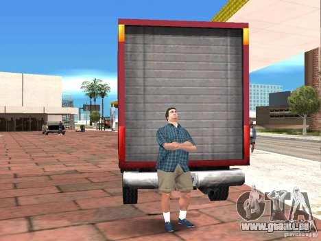 Erneuerung des Flughafens in Las Venturase für GTA San Andreas dritten Screenshot