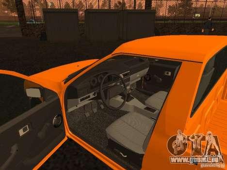 IZH 27171 für GTA San Andreas Rückansicht