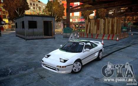 Toyota MR2 GT pour GTA 4 est un droit