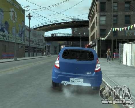 Renault Sandero v1.0 pour GTA 4 est un droit