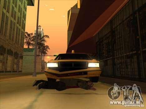 Blut mit dem v2 für GTA San Andreas dritten Screenshot