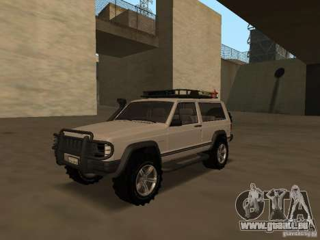 Jeep Cherokee Sport für GTA San Andreas