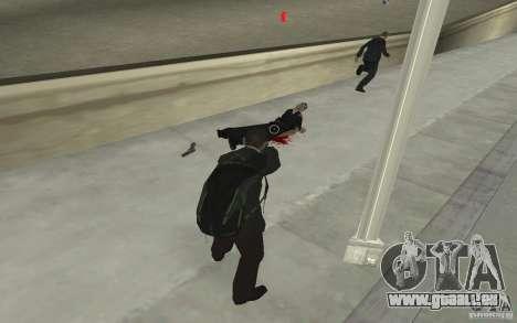 Animer le corps de GTA IV pour GTA San Andreas sixième écran