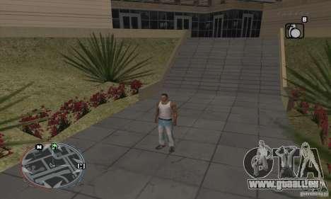 Ultra HUD v2.0 pour GTA San Andreas troisième écran
