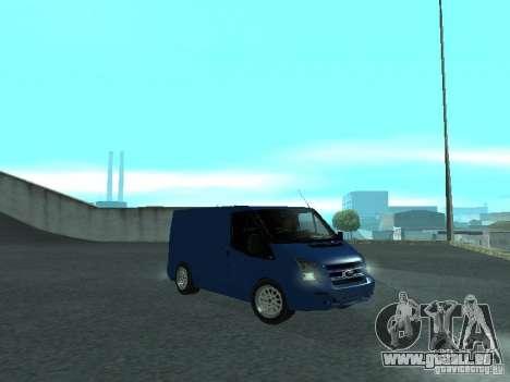Ford Transit Sport 2011 für GTA San Andreas