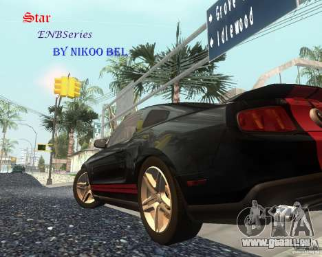 Star ENBSeries by Nikoo Bel für GTA San Andreas