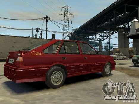 FSO Polonez Caro für GTA 4 linke Ansicht