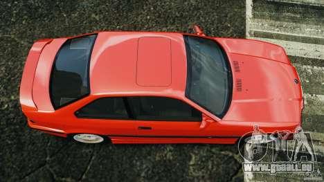 BMW M3 E36 für GTA 4 rechte Ansicht