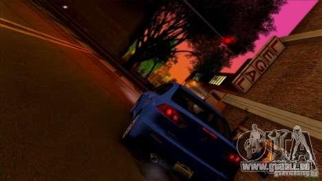 SA Beautiful Realistic Graphics 1.3 pour GTA San Andreas sixième écran