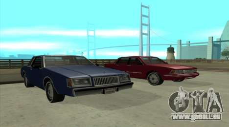 New Majestic pour GTA San Andreas