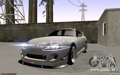 Toyota Supra D1 1998 pour GTA San Andreas