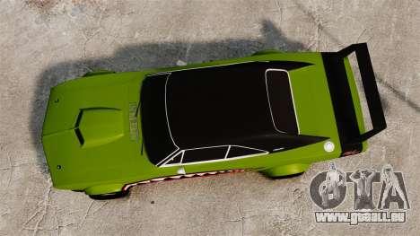 Dodge Charger RT SharkWide pour GTA 4 est un droit