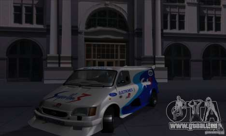 Ford Transit Supervan 3 2004 für GTA San Andreas