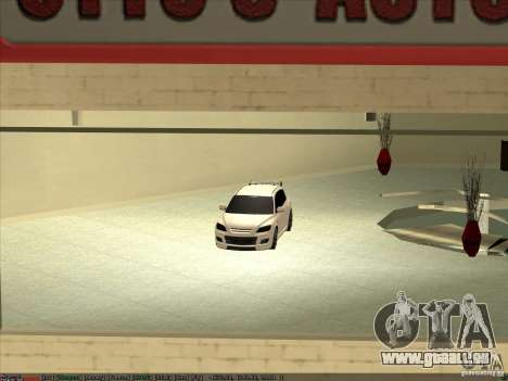 Mazda Speed 3 Stance v.2 für GTA San Andreas rechten Ansicht