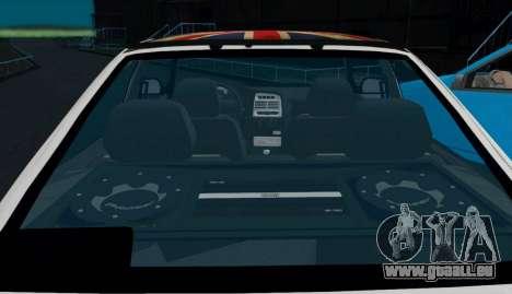 VAZ-2112-Coupe für GTA San Andreas rechten Ansicht