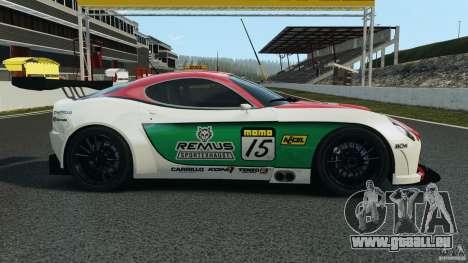 Alfa Romeo 8C Competizione Body Kit 1 pour GTA 4 est une gauche