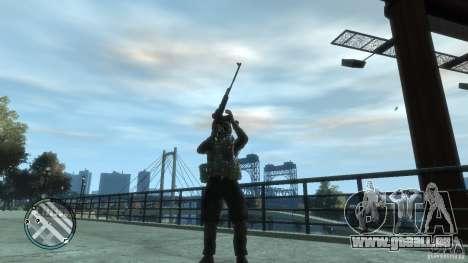 LE PKK pour GTA 4 troisième écran