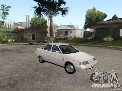 VAZ-2110-drain für GTA San Andreas