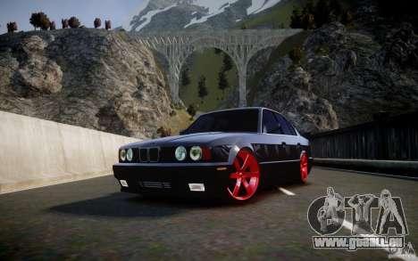 BMW 535i pour GTA 4