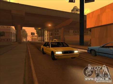Blut mit dem v2 für GTA San Andreas zweiten Screenshot