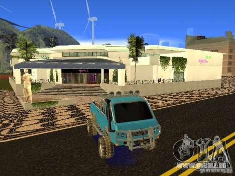RAF 2203 für GTA San Andreas