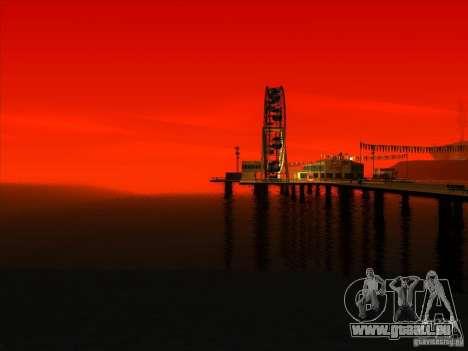 ENBSeries v1.0 für GTA San Andreas achten Screenshot
