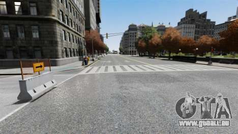 Courses de rue pour GTA 4 secondes d'écran