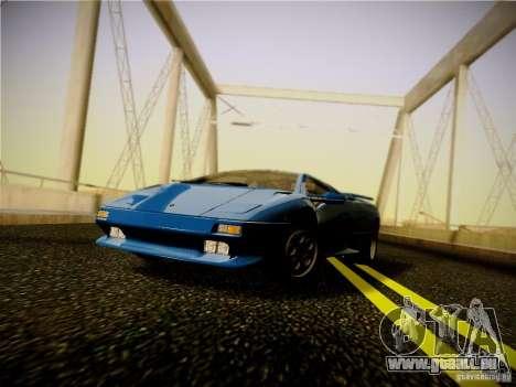 Lamborghini Diablo VT 1994 für GTA San Andreas linke Ansicht