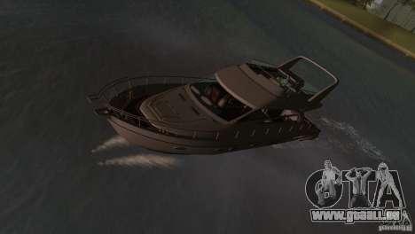 Boot für GTA Vice City linke Ansicht