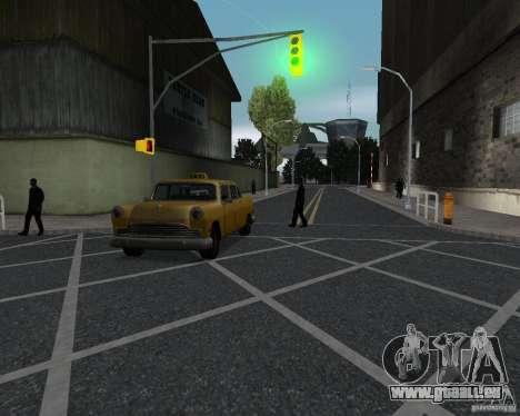 Nouvelles textures route pour GTA UNITED pour GTA San Andreas