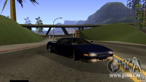 Infernus v3 by ZveR pour GTA San Andreas