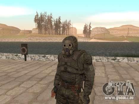 Eine große Packung gratis Stalker für GTA San Andreas fünften Screenshot