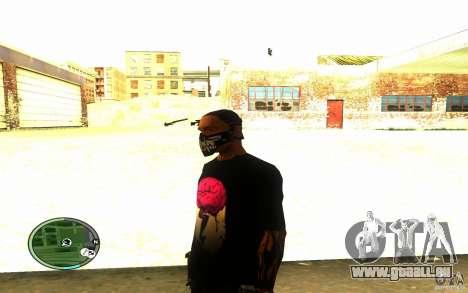 Skull Mask für GTA San Andreas zweiten Screenshot