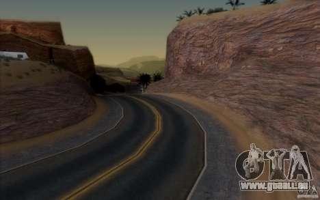 RoSA Project v1.0 pour GTA San Andreas neuvième écran