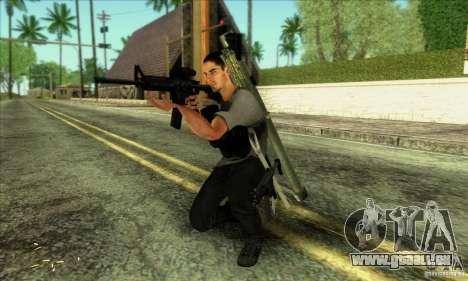 Jack Rourke pour GTA San Andreas troisième écran
