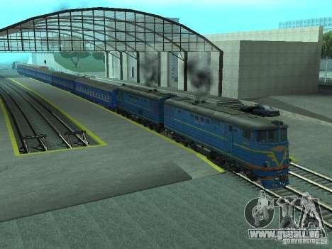 Te7-080 pour GTA San Andreas laissé vue