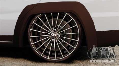 Fiat Palio Adventure Locker Evolution für GTA 4 Rückansicht