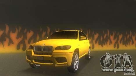 BMW X5 pour GTA Vice City
