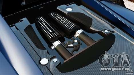 Lamborghini Gallardo LP570-4 Superleggera Police für GTA 4 Seitenansicht