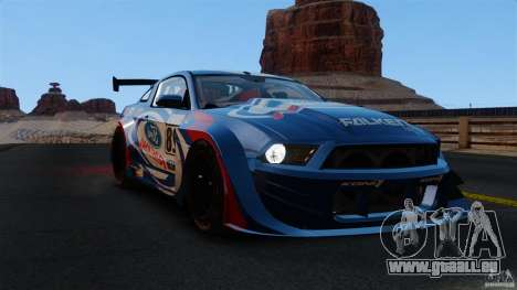 Ford Mustang 2010 GT1 für GTA 4